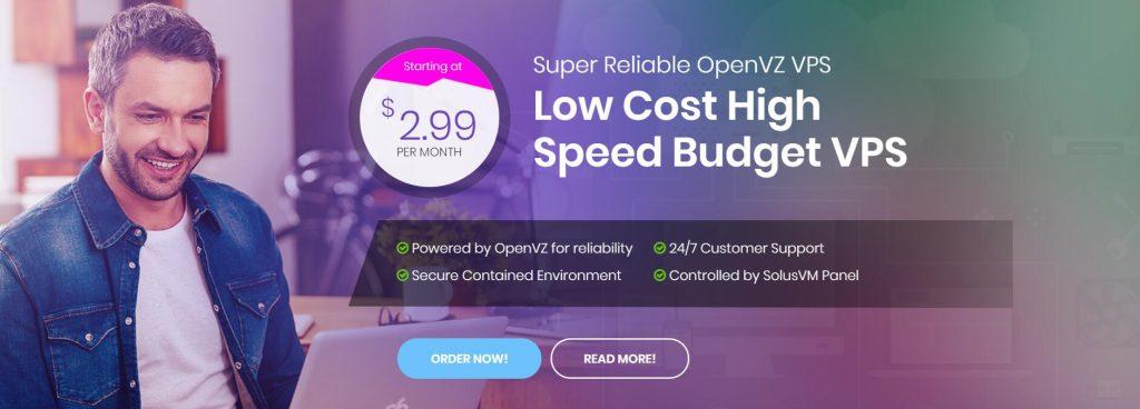 丧心病狂:nfphosting推出年付2.99美元超低价VPS,支持支付宝,附测评
