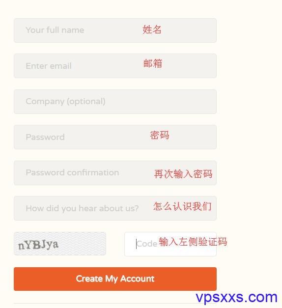 CloudCone注册