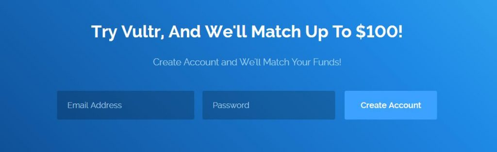 vultr可随意换IP,2.5美元/月,支持支付宝微信,全球15个机房,充多少送多少