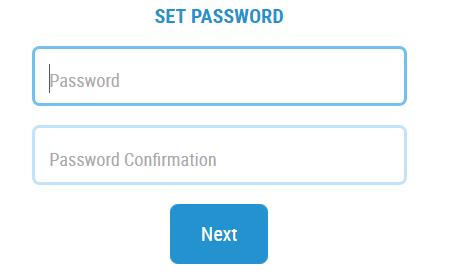 设置账户密码