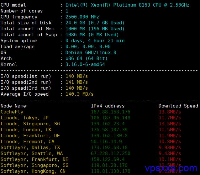 阿里云轻量服务器新加坡VPS测评:移动用户的自留地