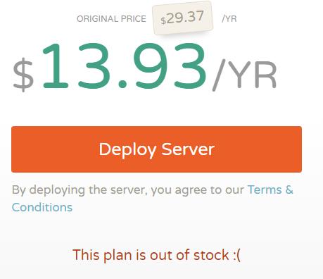 #圣诞节#cloudcone促销:独立服务器E3-1270 V6/32G内存/6T硬盘/5IP 另有快脱销的超低价VPS  补货