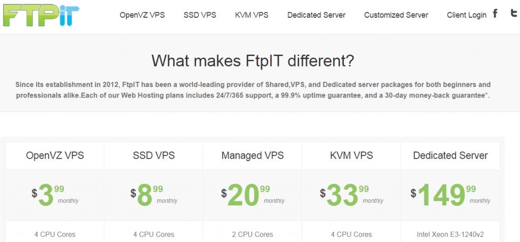 FTPit夏季五折促销:4核CPU月付1.99美元,最低1.49美元/月,美国洛杉矶/达拉斯/纽约/弗里蒙特机房