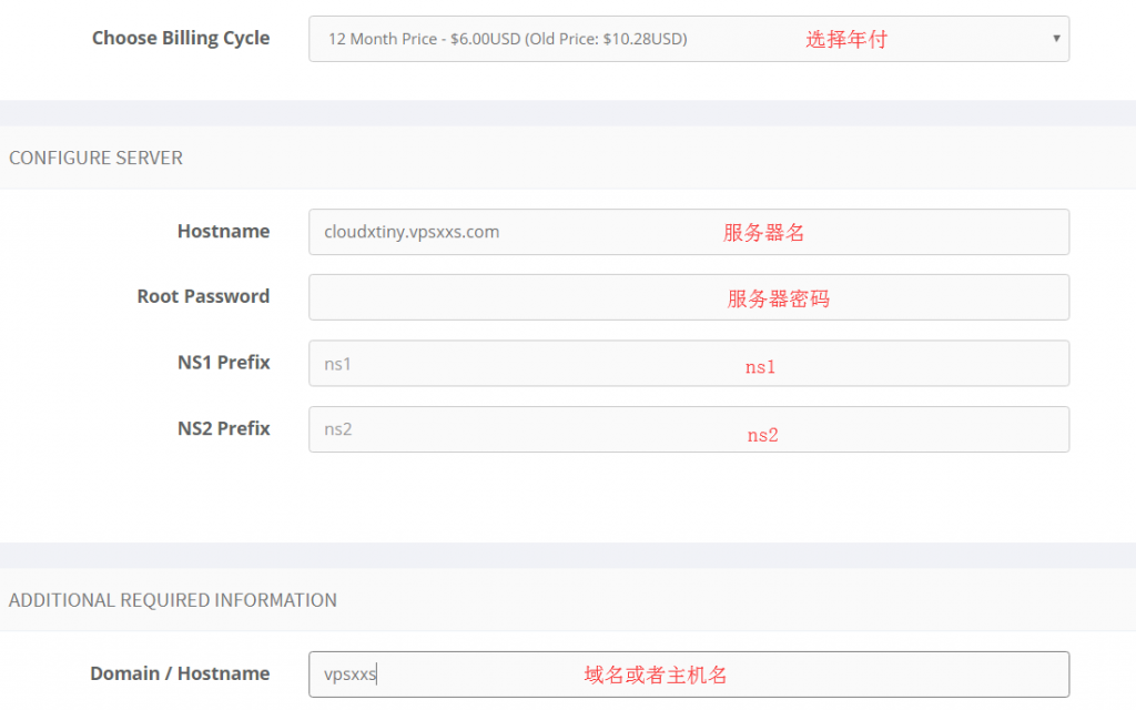 cloudxtiny新年促销OpenVZ虚拟7美元/年,LXC虚拟6美元/年,大硬盘VPS支持支付宝,附注册教程