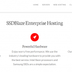 SSDBlaze:达拉斯/纽约独立服务器首月优惠20美元,E3-1270v2/16G内存/2TB硬盘/10TB流量/1Gbps/34美元
