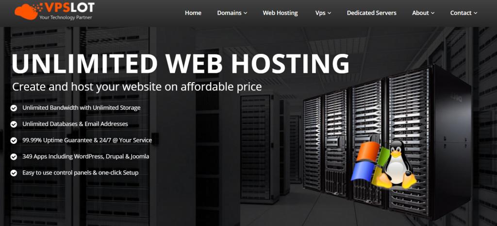 vpslot半管理型VPS纽约/迪拜linux月付1.2美元/windows月付4.49美元 附测评:适合联通用户