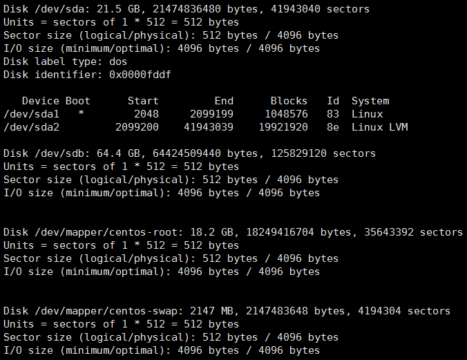 标准互联大硬盘VPS硬盘情况