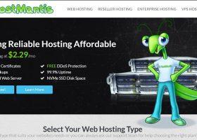 「HostMantis」网一:美国VPS首月25折,月付2.48美元起 2个ipv4,OVH高防机房