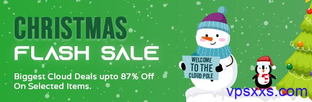 cloudcone 2020年圣诞节