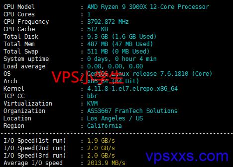 BuyVM美国迈阿密机房测评:CPU强悍硬盘读写快,三网往返直连延迟略高但上传下载速度快,值得入手