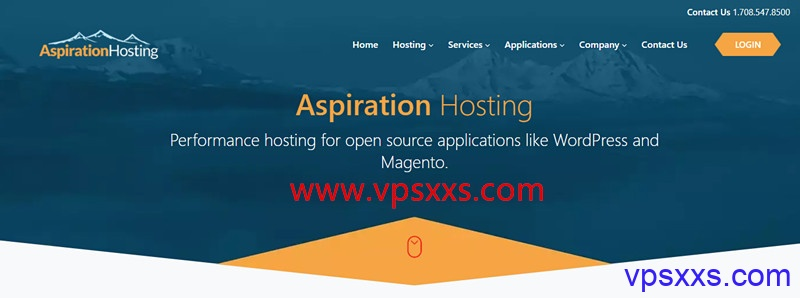 AspirationHosting成立十三周年庆:美国纽约vps 1.8美元/月  虚拟主机0.75美元/月